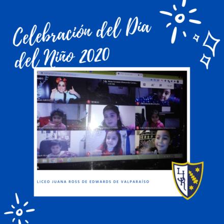 Celebración Día del Niño 2020