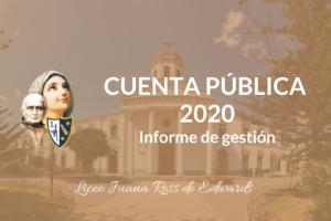 Cuenta Pública – LJR