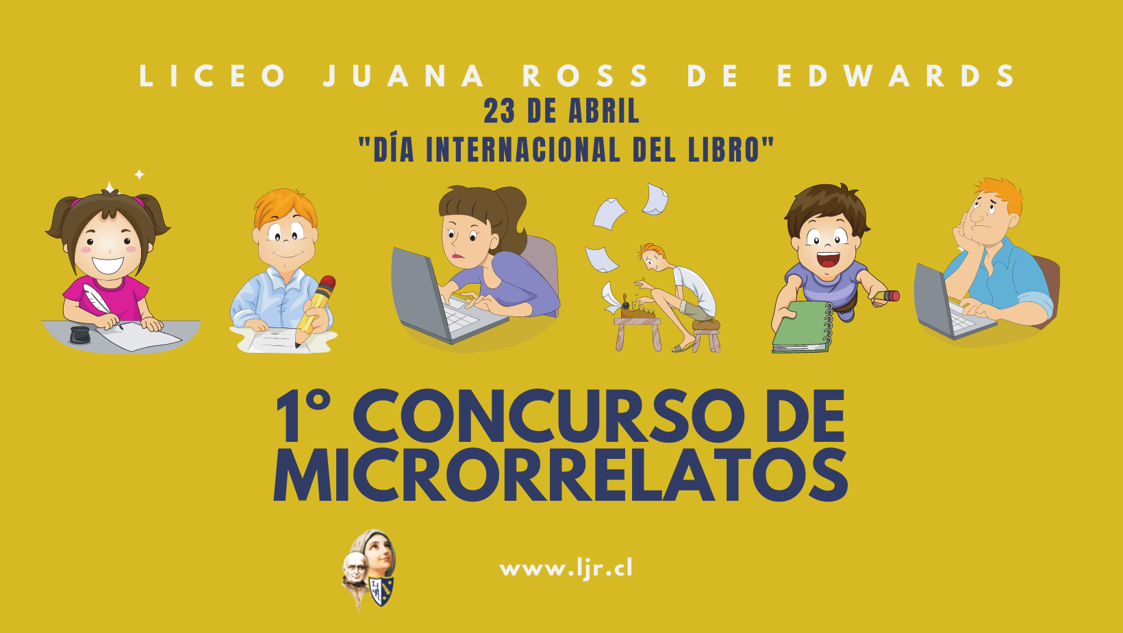 Microrrelato Día del Libro – LJR