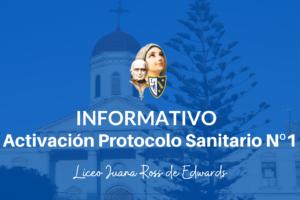 Activación Protocolo – LJR
