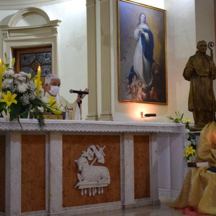 21 desde la Beatificación de Mons Tomás Reggio –  Renovación de Votos Sor Ligia