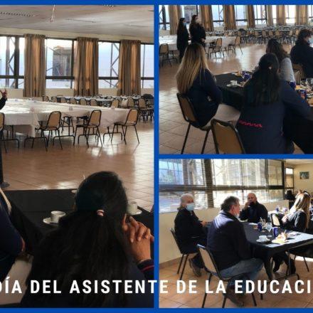 Celebración del Día del Asistentes de la educación